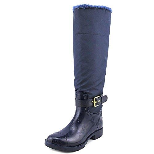 Marc Fisher Calisa Women US 8 Blue Rain Boot YOBoE7Y3p