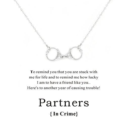 Handcuff Chain Bracelet - 3