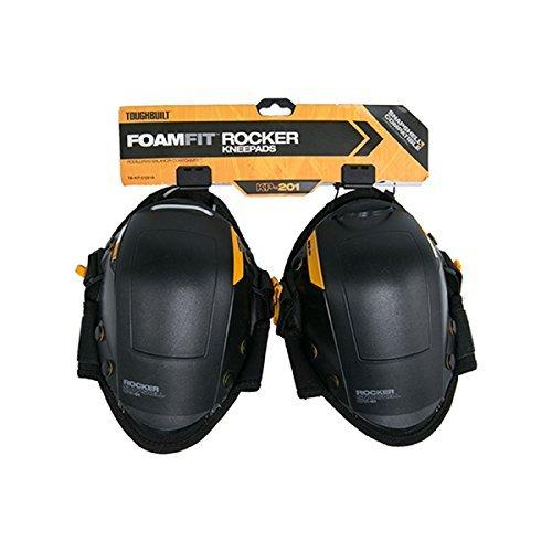 ToughBuilt FoamFit Rocker Professional Knee Pads - Ergonomic Support by ToughBuilt (Image #1)
