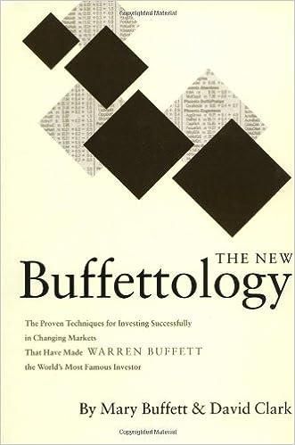 Buffett pdf warren buffettology