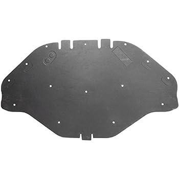 Engine Hood Insulation Pad for Mercedes W212 E350 E550 E63 AMG 2126820126 2010+
