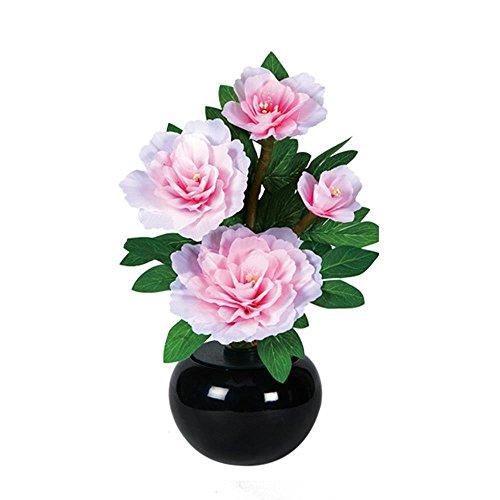 Lightahead Fiber Flowers Centerpieces Indoor