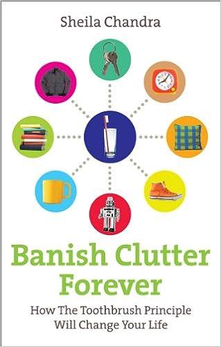 'Banish Clutter Forever'