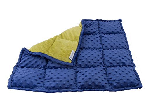 portable weighted lap pad - 1
