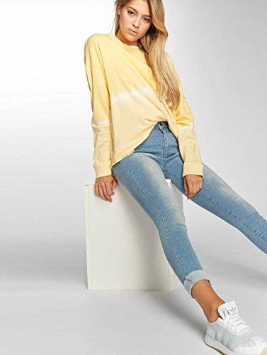 Vaqueros Jeans Azul Cintura Just Alta Mujeres de Rhyse Buttercup 1tE77qwCx
