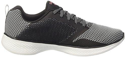 Baskets Femme 4 Walk Go Skechers Atwq7EIP