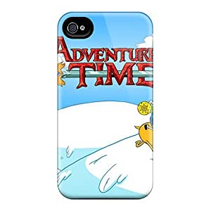 High Quality Shock Absorbing Cases HTC One M7 -adventure Time