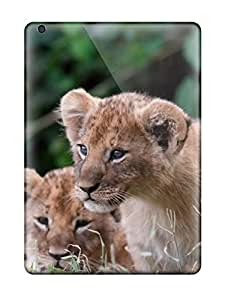 Barbauller Scratch-free Phone Case For Ipad Air- Retail Packaging - Three Lion Babys