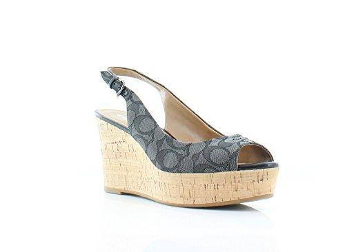 Coach Womens Casual Slingback Sandals