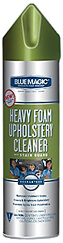 Blue Magic 22 OZ HEAVY FOAM UPHOLSTERY CLEANER W/STAIN GUARD CANADIAN 914CN-06