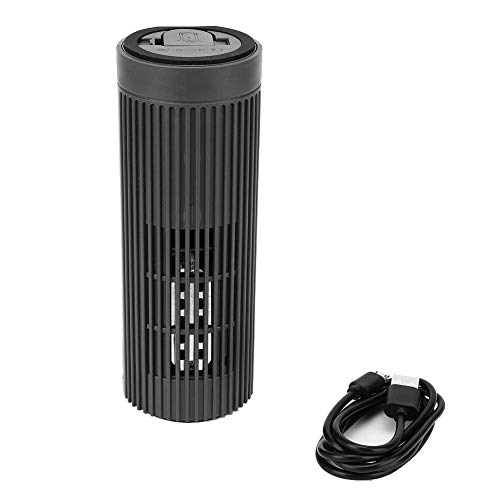 Neufday Air Purifier,USB Charging Anion Purifier Ozone Sterilization Disinfection Formaldehyde Removal Purification