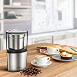 SHARDOR Electric Coffee Bean Grinder, Spice
