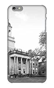 Ednahailey Case Cover For Iphone 6 Plus - Retailer Packaging University Of Connecticut Wilbur Cross Building Protective Case