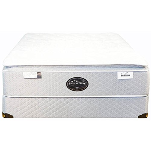 Twin Spring Air Back Supporter Four Seasons Premiere Firm Pillowtop Mattress