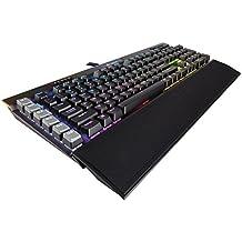 Corsair K95 RGB Platinum Mechanical Gaming Keyboard Cherry MX Speed (Certified Refurbished)