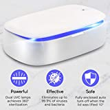 UV Phone Sanitizer Wireless Charger Cell Phone