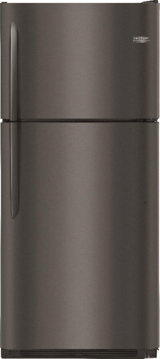 Frigidaire FGTR2037TD 30 Inch Wide 20.4 Cu. Ft. Top Mount Refrigerator with LED Lighting from the Gallery Collection