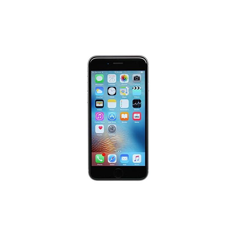 Apple iPhone 6S Plus, AT&T, 128GB - Spac