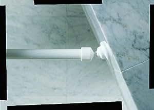 Spirella 10.04281 - Soporte para pared inclinado, Ø 20mm