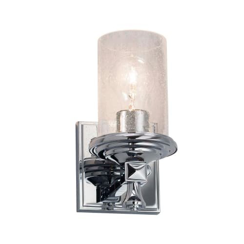 Justice Design Group Lighting FSN-8511-10-SEED-CROM-LED1-700 Rondo Wall Sconce, 7.75