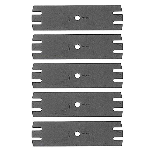 Oregon 40-316 Edger Blade for MTD 781-0080, Pack Of ()