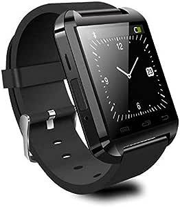 يو واتش ساعة ذكية بلوتوث - BW01-BLK، اسود