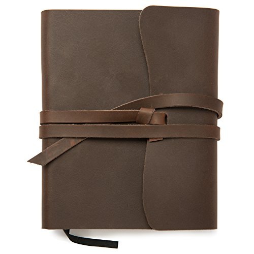 c0d59dce3501 Handmade-Vintage-Leather-Journal-Diary-Men-or-Women-