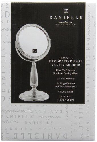 Даниэль небольшие декоративные зеркалом, Chrome