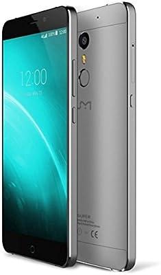 UMi Super teléfono móvil de pantalla de 4G 5.5 pulgadas MT6755 ...