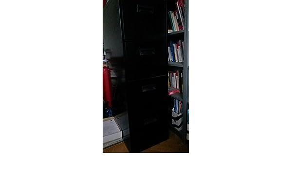 Archivador Bisley BS metálico 4 cajones negro: Amazon.es: Juguetes y juegos