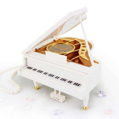 新着商品 Mechanical Classical Ballerina B00KIDCRM8 Girl on the Piano Piano Music Mechanical Box B00KIDCRM8, プルミエ:bbf2f01a --- irlandskayaliteratura.org
