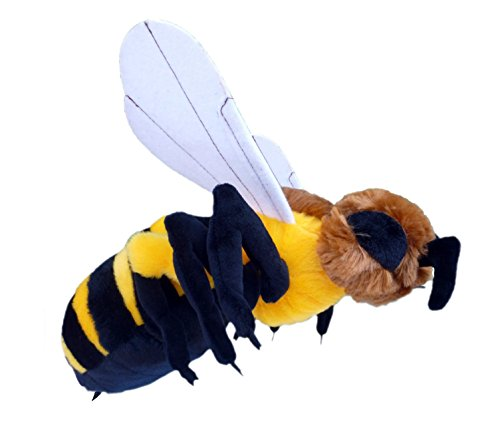"""ADORE 13"""" Buzzy the Honey Bee Plush Stuffed Animal Toy hot sale"""
