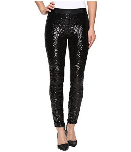[BLANKNYC] Blank NYC Women's Sequin Pull-On Skinny In Shape Shifter Shape Shifter Jeans - Blank Dazzle Cloth