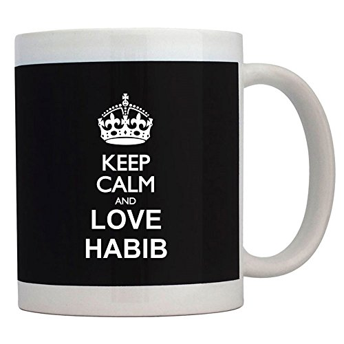 teeburon-keep-calm-and-love-habib-mug