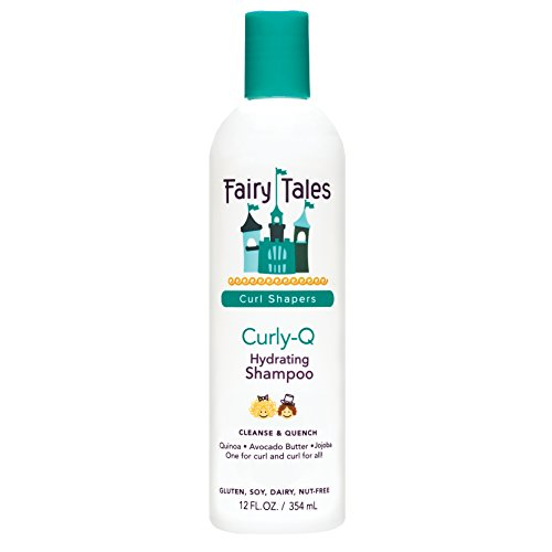 Fairy Tales Curly-Q Shampoo for Kids, 12 oz