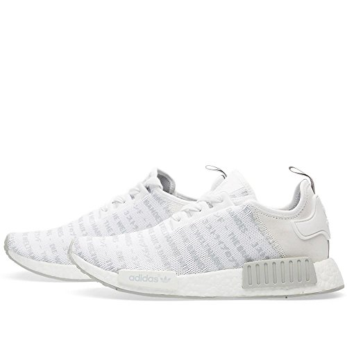 LIVESNEAKER Adidas NMD R1 Champs Exclusive Grey Burgundy
