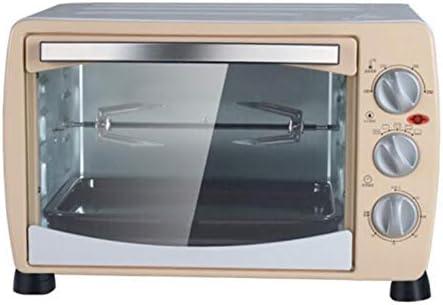 Mini Horno De Cocina De 18 Litros, Horquilla Giratoria De 360 ° Y ...