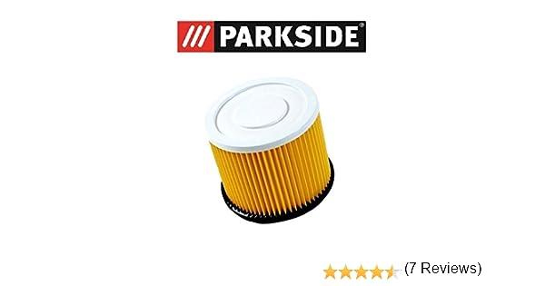 Parkside pnts Filtro húmedo Aspiradora en seco pnts 30/6 de, 30/7 ...