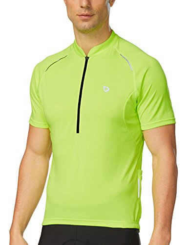 Zip Short Sleeve Cycling Jersey - 1