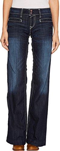 Ariat Women's Trouser Jean, Mila Nightshade, 29 Short Trouser Womens Jeans
