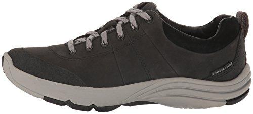 CLARKS Women's Wave Andes Walking Shoe, Black Nubuck, 7.5 W US by CLARKS (Image #5)
