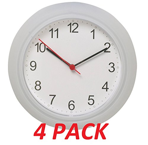 Ikea Wall Clock White Pack product image
