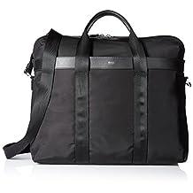 HUGO Hugo Boss Men's Digital Light Weekender Bag, Black