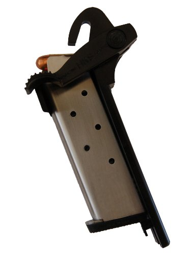 HKS 452 Adjustable Large Caliber Double Stack Magazine Speedloader (Pouch Double Hks)