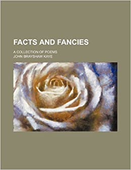Book Facts and Fancies: A Collection of Poems