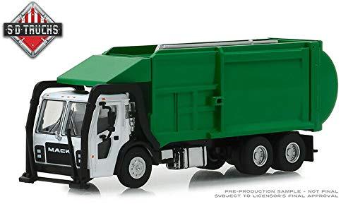 Greenlight 2019 Mack LR Refuse Trash Truck 1/64 Scale