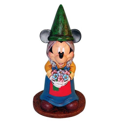 - Disney Minnie Mouse Gnome Statue