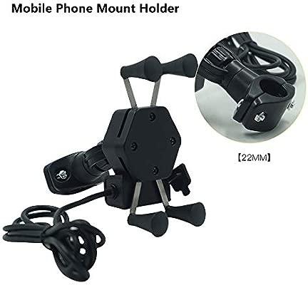 Soporte Universal de teléfono móvil para Motocicleta con ...
