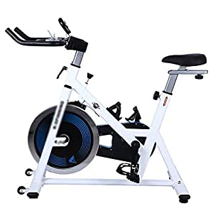 BGROEST Bicicleta De Spinning Multifuncional Home Fitness Mute ...