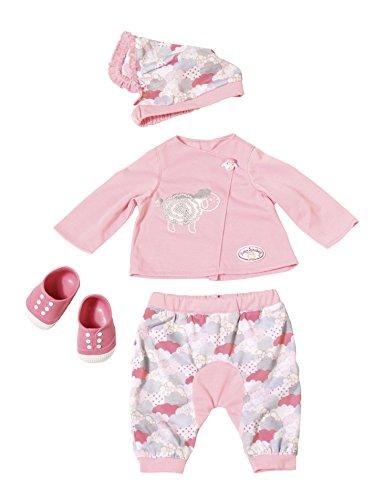 Zapf Creation Annabell Sweet Dreams Pyjama Puppe Bekleidung Set Puppen & Zubehör